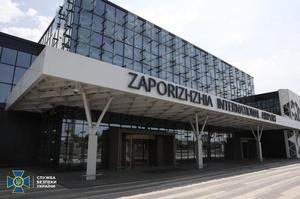 СБУ викрила мільйонні махінації при ремонті злітно-посадкової смуги аеропорту «Запоріжжя»