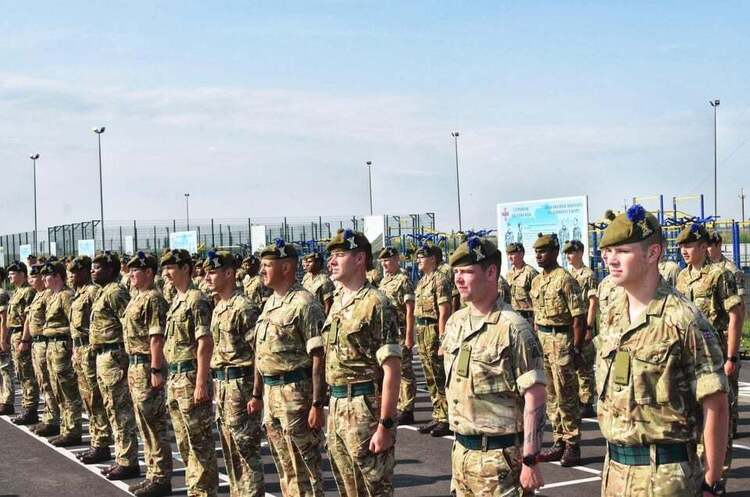 В Україні стартували міжнародні військові навчання «Козацька Булава»