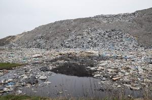 На засіданні Бориспільської міськради відбулась бійка через сміттєзвалище