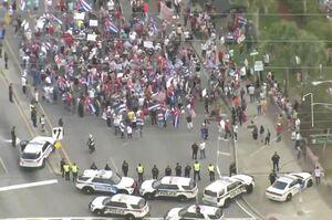 Через протести влада Куби обмежила доступ населення до соцмереж і месенджерів