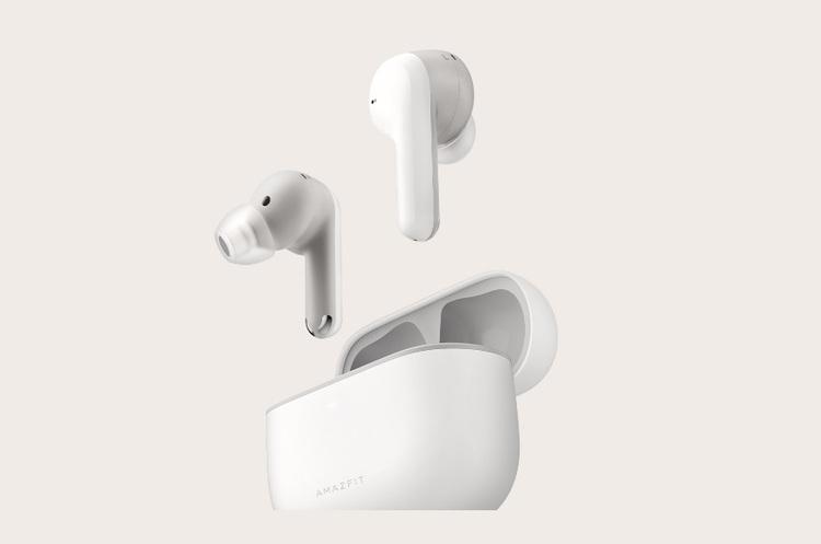 Amazfit представила навушники, які контролюють поставу та здоров'я