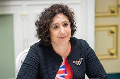 Госпожа посол Великобритании: «На тотальную коррупцию британский бизнес в Украине не жалуется»