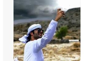 ОАЕ випробували технологію штучного виклику дощу в 50-градусну спеку