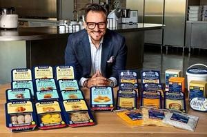 Іспанський бренд Flax & Kale запускає лінійку веганських аналогів м'яса і сирів