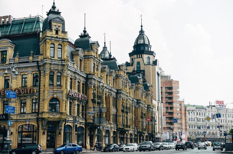 Депутати Київради пропонують тимчасово заборонити забудову історичного центру міста