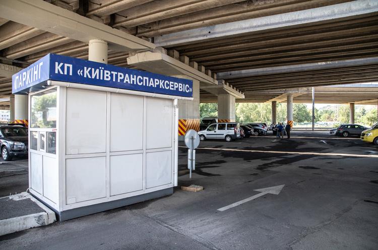 АМКУ оштрафував КП «Київтранспарксервіс» на 2,6 млн грн