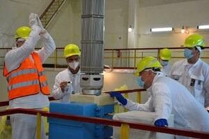 Ядерне паливо Westinghouse прибуло на Рівненську АЕС