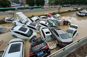В результаті повені в Китаї загинуло 33 особи, 376 000 жителів – евакуйовано