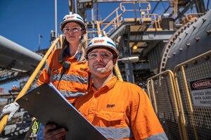 Найбільша в світі гірничодобувна компанія BHP має намір відмовитись від нафти