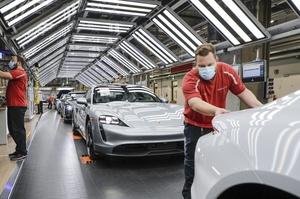 Німеччина оштрафувала Porsche на 40 млн євро