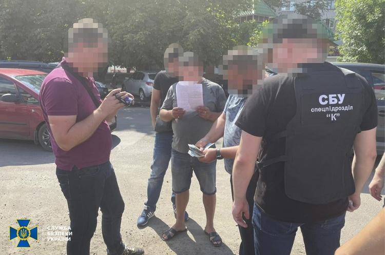 СБУ викрила чиновників, які торгували статусом учасника бойових дій на Дніпропетровщині