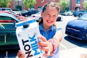 NotCo, яка виробляє рослинне «молоко» і «м'ясо», увійшла до клубу «єдинорогів»