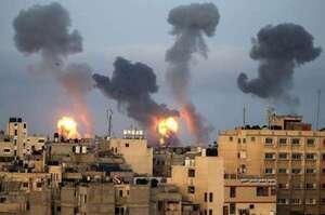 Ізраїль завдав авіаударів по базі ХАМАС