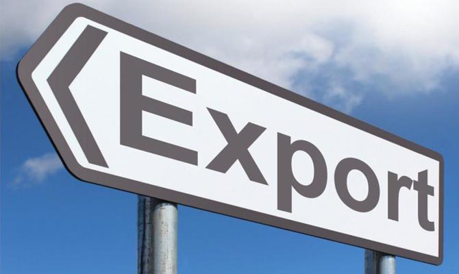 Експорт українських товарів у січні-травні зріс на 26%