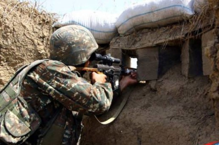На кордоні Вірменії та Азербайджану почалися зіткнення, сторони винуватять одна одну