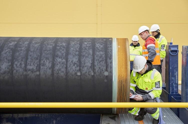 «Північний потік – 2» завершений на 99% – Nord Stream 2