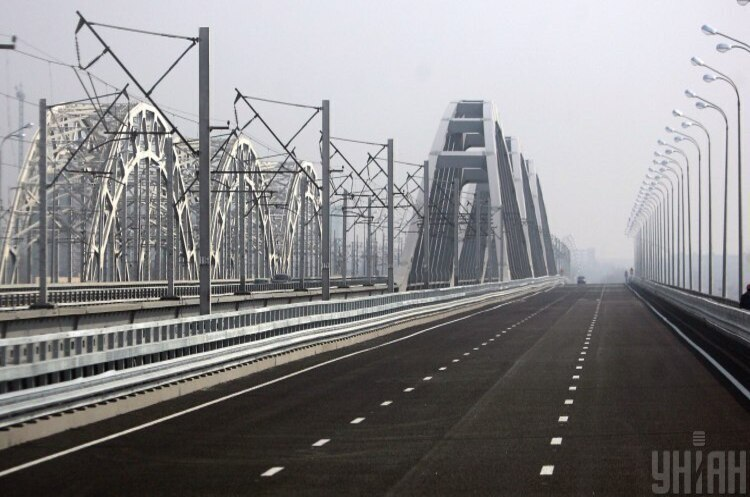 Уряд виділив 500 млн грн на добудову Дарницького мосту