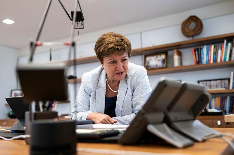 Місія МВФ приїде в Україну у вересні – очільниця Фонду
