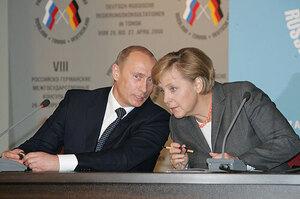 Газовое закулисье: как величие Германии будет прирастать Сибирью