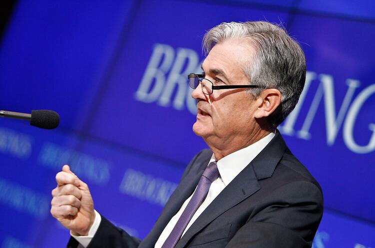 ФРС США «і близько не розглядає» можливість підвищення базової процентної ставки