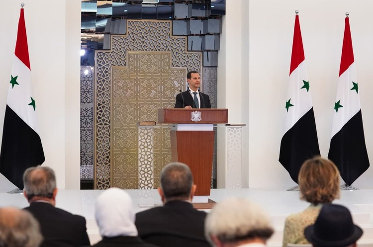 США ввели санкції проти систем тюрем Асада, низки сирійських угруповань і чиновників