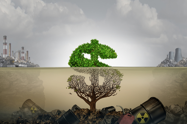 Nuclear default: how to screw up a profitable public company in one year