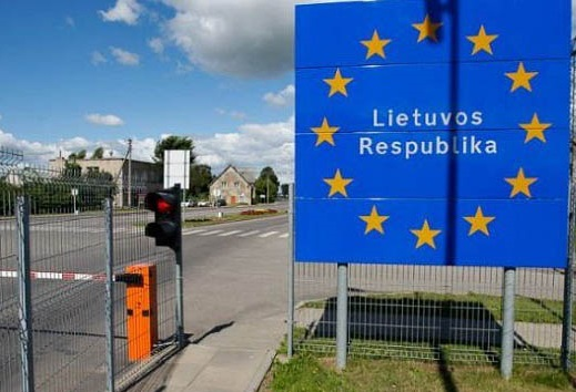 У Литві затримали рекордну кількість мігрантів з Білорусі