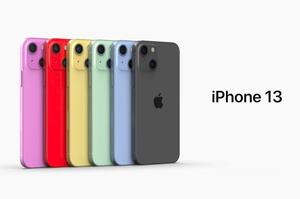 Apple выпустит рекордное количество iPhone 13