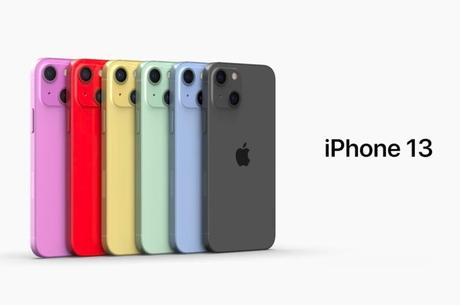 Apple випустить рекордну кількість iPhone 13