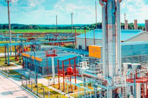 «Укргазвидобування» запустило оновлену компресорну станцію на Полтавщині
