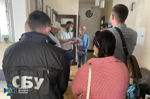 СБУ викрила систему «відкатів» на закупівлях запчастин до локомотивів в «Укрзалізниці»