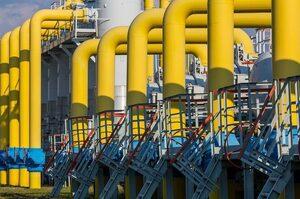 Україна імпортувала рекордні цьогоріч обсяги газу з ЄС у липні