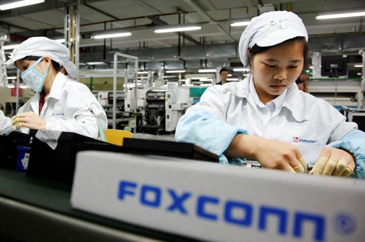 Foxconn купить завод і переробить його під виробництво процесорів для електрокарів