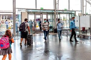 Пункт вакцинації проти COVID-19 відкрили у міжнародному аеропорту «Бориспіль»