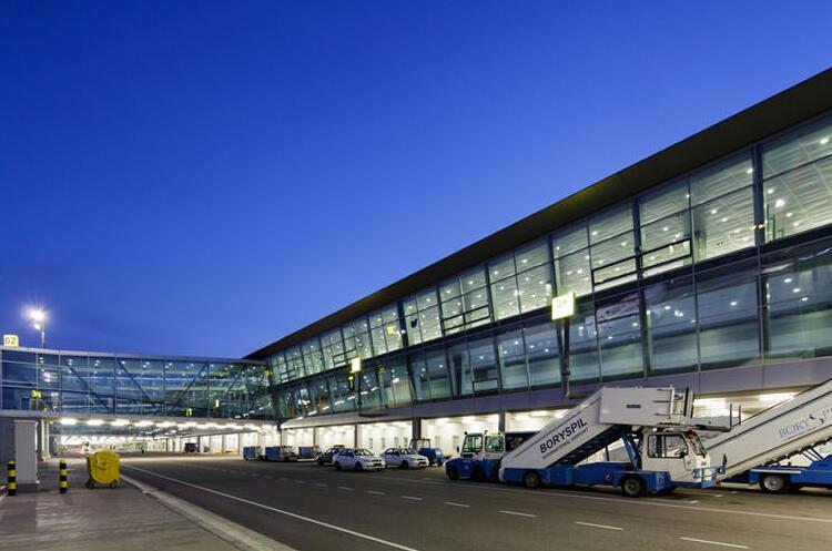 Пасажиропотік аеропорту «Бориспіль» зріс на 60% за сім місяців