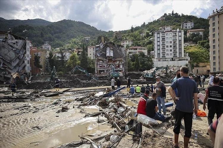 Повені в Туреччині: жертвами смертоносних паводків стали майже 40 людей