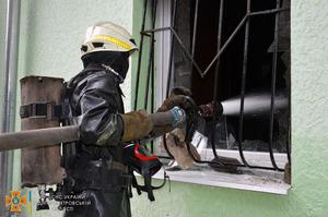 У центрі Дніпра стався вибух у будинку