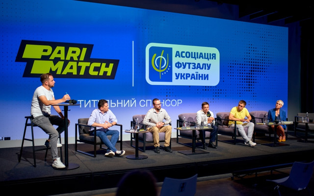 Асоціація футзалу України обрала партнером Parimatch