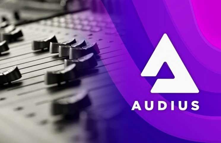 Ціна токена Audius зросла на 90% за добу після партнерства з TikTok