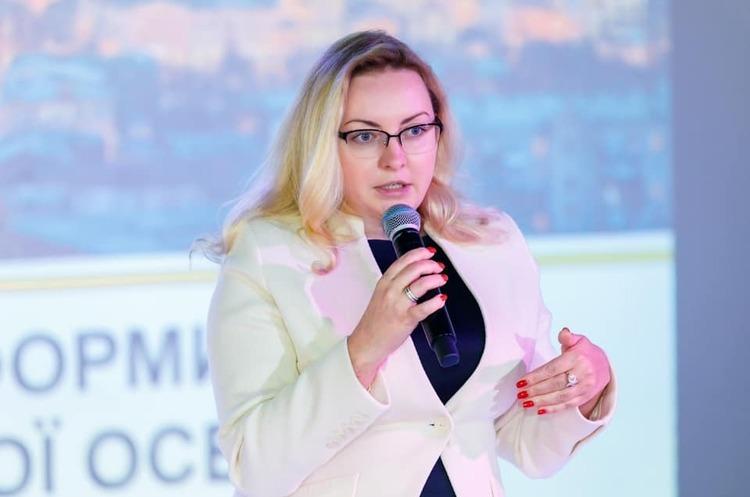 Харківську облраду очолила Тетяна Єгорова-Луценко
