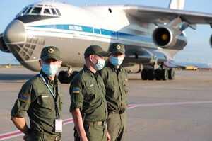 Український літак евакуював з Афганістану 12 українців – Держприкордонслужба
