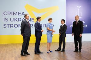 Право голосу: 5 яскравих акцентів «Кримської платформи»