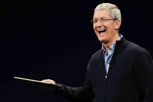 Тім Кук отримав більше 5 млн акцій Apple на суму $750 млн