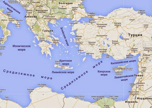 Судно з 7000 тонн української пшениці затонуло в Критському морі