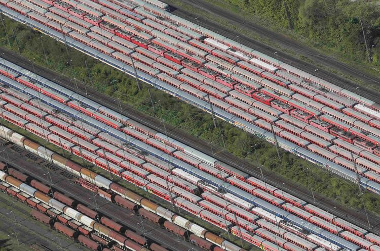 Німецькі залізничники оголосили про тижневий страйк