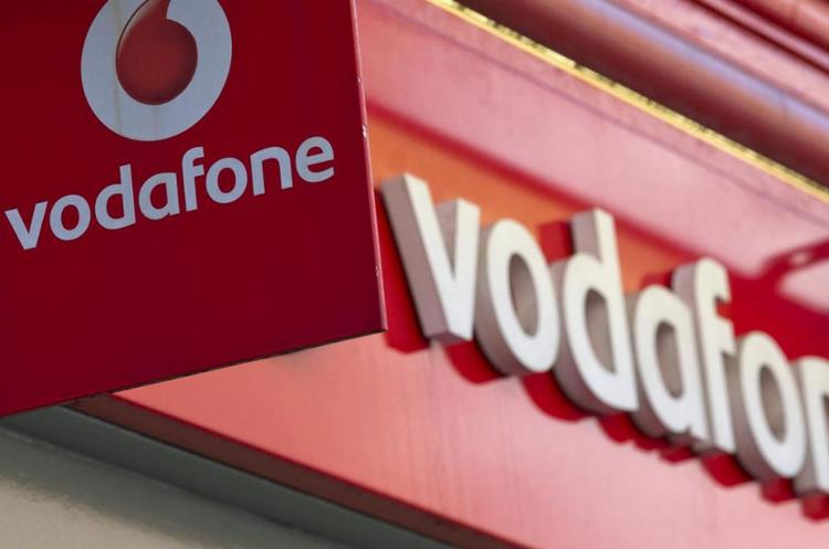 Vodafone у другому кварталі збільшив чистий прибуток на 20%, виручку - на 19%