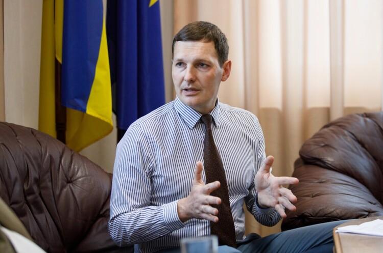 Колишній заступник Кулеби став новим заступником Монастирського