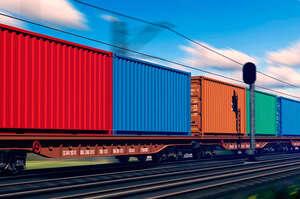 У вересні істотно знизиться пропускна здатність на залізниці Китай-Європа - експерти