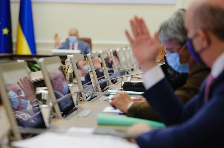 Кабмін схвалив положення про комісію для верифікації боргів ТКЕ за газ