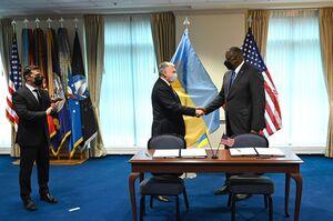Україна і США підписали угоду про засади оборонного партнерства